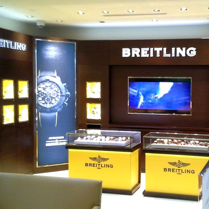 Beritling Watch in New York