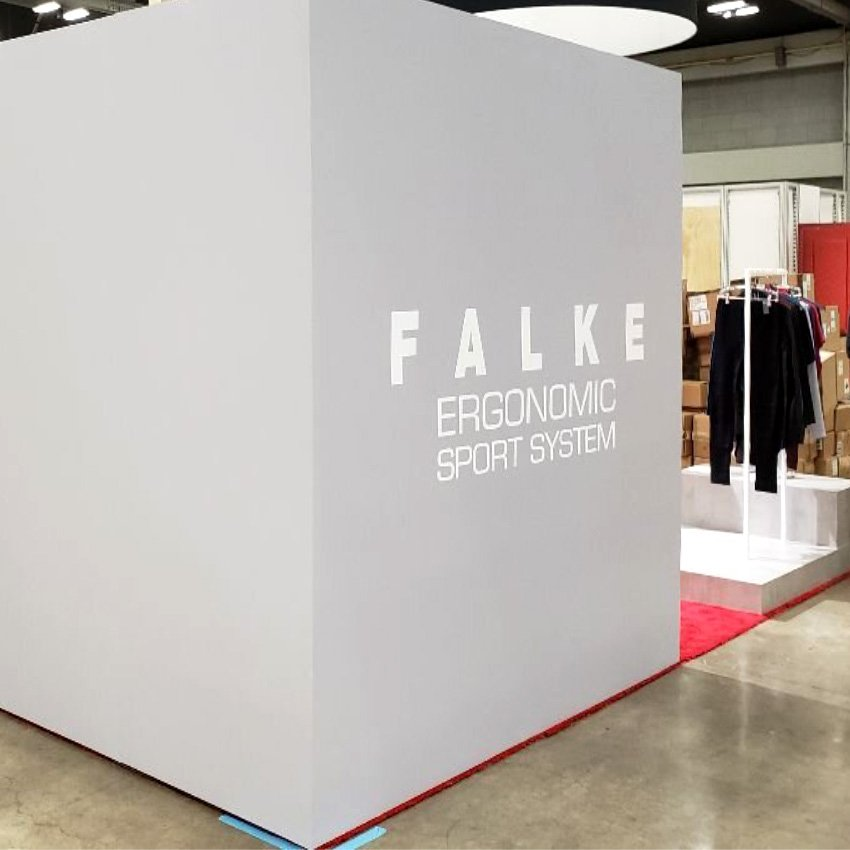 Falke Sportswear in New York