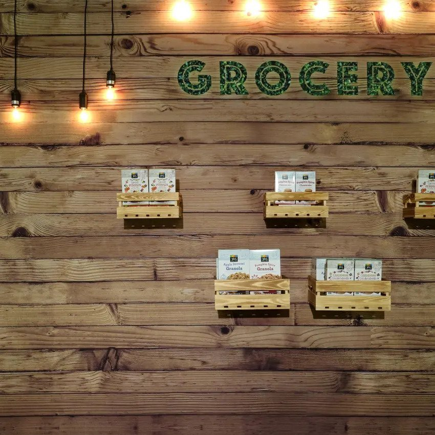 Grocery design project management in New York